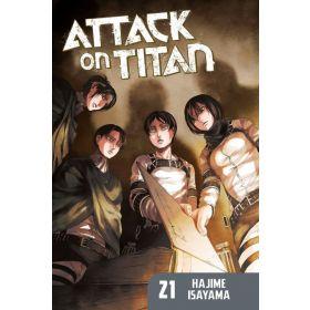 Attack on Titan, Vol. 21 (Paperback)