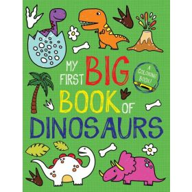 My First Big Book of Dinosaurs (Paperback)