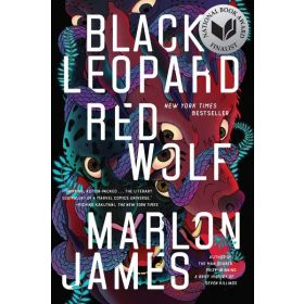 Black Leopard, Red Wolf: The Dark Star Trilogy, Book 1 (Paperback)