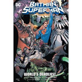 Batman/Superman Vol. 2: World's Deadliest (Hardcover)