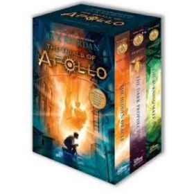 The Trials of Apollo, 3-Book Boxed Set (Paperback)