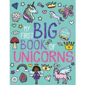 My First Big Book of Unicorns (Paperback)