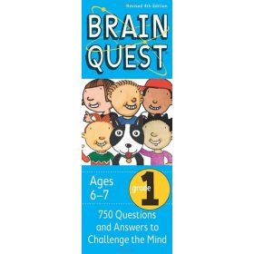 Brain Quest Grade 1, Revised 4th Edition (Cards)