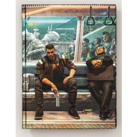 Cyberpunk 2077: The Complete Official Guide-Collector's Edition (Hardcover)