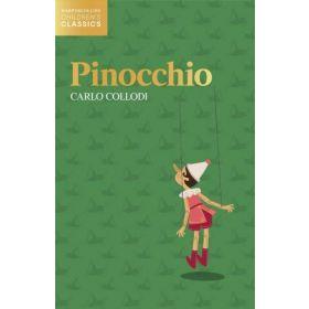 INCOMING - Pinocchio, HarperCollins Children's Classics (Paperback)