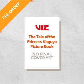 The Tale of the Princess Kaguya Picture Book (Hardcover)