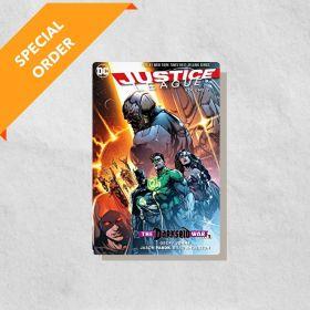 Justice League, Vol. 7: Darkseid War Part 1 (Paperback)
