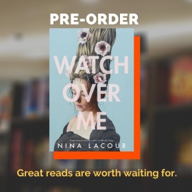 PRE-ORDER DOWN PAYMENT: Watch Over Me (Export Paperback)