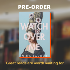 PRE-ORDER DOWN PAYMENT: Watch Over Me (Hardcover)