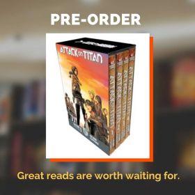 Attack on Titan: The Final Season, Manga Box Set