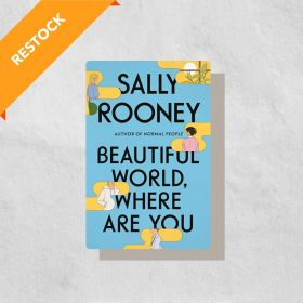 Beautiful World, Where Are You: A Novel Export Edition (Paperback)