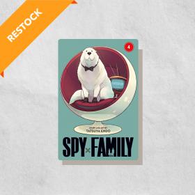 Spy x Family, Vol. 4 (Paperback)