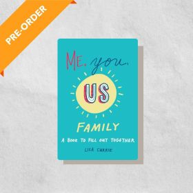 Me, You, Us (Family): A Book to Fill Out Together (Paperback)