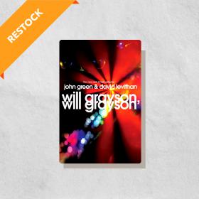 Will Grayson, Will Grayson (Hardcover)