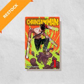 Chainsaw Man, Vol. 1 (Paperback)