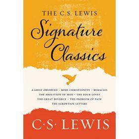 The C. S. Lewis Signature Classics (Paperback)