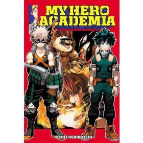 My Hero Academia, Vol. 13 (Paperback)