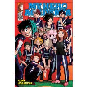 My Hero Academia, Vol. 4 (Paperback)