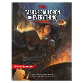 Tasha's Cauldron of Everything: Dungeons & Dragons, D&D Rules Expansion (Hardcover)