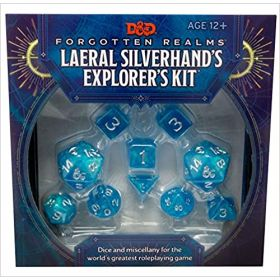 D&D Forgotten Realms: Laeral Silverhand's Explorer's Kit (Game)