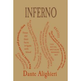 Inferno, Word Cloud Classics (Flexibound)