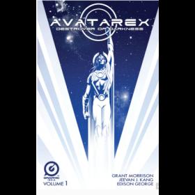 Destroyer of Darkness: Avatarex Vol. 1 (Paperback)