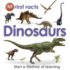First Facts: Dinosaurs (Hardcover)