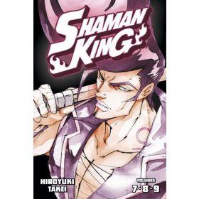 Shaman King Omnibus 3, Vol. 7-9 (Paperback)