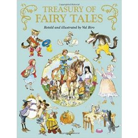 Treasury of Fairy Tales (Hardcover)