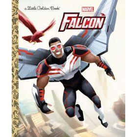 The Falcon: Marvel Avengers, Little Golden Book (Hardcover)