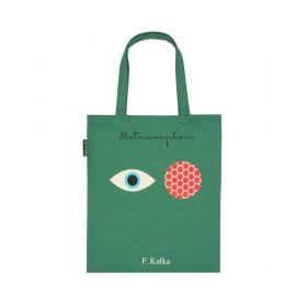 Out of Print: Franz Kafka Tote Bag