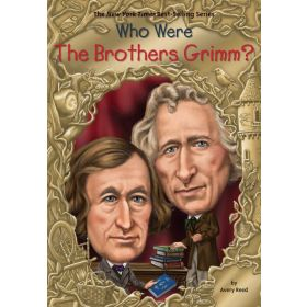 Who Were the Brothers Grimm? Who Was? (Paperback)