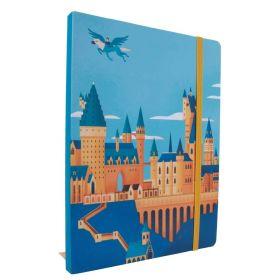 Harry Potter: Exploring Hogwarts Hogwarts Castle Softcover Notebook