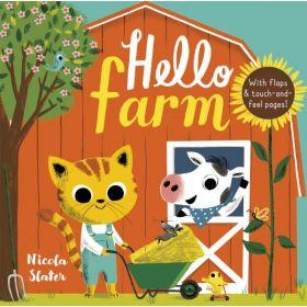 Hello Farm (Board Book)