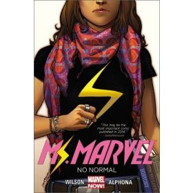 Ms. Marvel, Vol. 1: No Normal (Paperback)