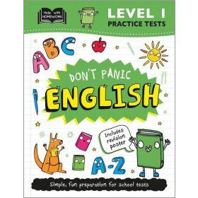 Don't Panic English: Level 1 Practice Tests (Paperback)