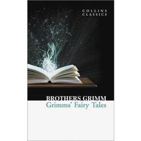 Grimms' Fairy Tales, Collins Classics (Paperback)