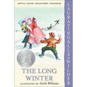 The Long Winter: Little House, Book 6, Full Color Edition (Paperback)