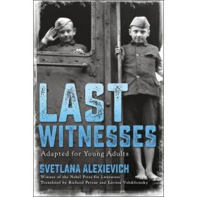 Last Witnesses, Adapted for Young Adults (Hardcover)