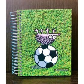 Miquelrius: A7 Spiral Notebook (Kukuxumusu, Pinchichi)