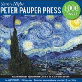 Starry Night 1000 Piece (Jigsaw Puzzle)