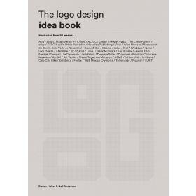 The Logo Design Idea Book (Paperback)