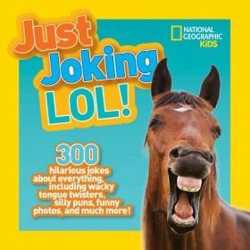 Just Joking: LOL! (Paperback)