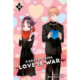 Kaguya-sama: Love is War, Vol. 14 (Paperback)