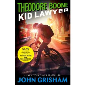 Kid Lawyer: Theodore Boone, Book 1 (Paperback)