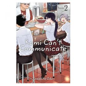 Komi Can't Communicate, Vol. 2 (Paperback)