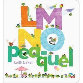 LMNO Pea-quel (Board Book)
