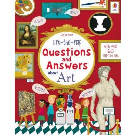 Lift-the-Flap: Questions & Answers about Art (Hardcover)