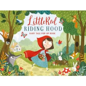 Little Red Riding Hood: Fairy Tale Pop-Up Book (Board Book)