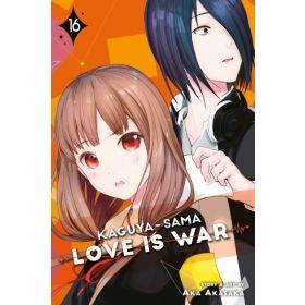Kaguya-sama: Love Is War, Vol. 16 (Paperback)